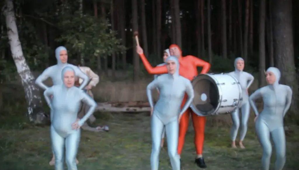 Vorschaubild für das Video Pagare Please der Zentralkapelle Berlin