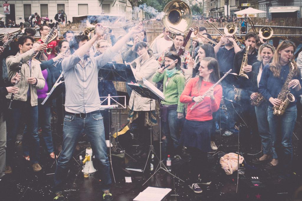 Zentralkapelle_Berlin_beim_MyFest_2013