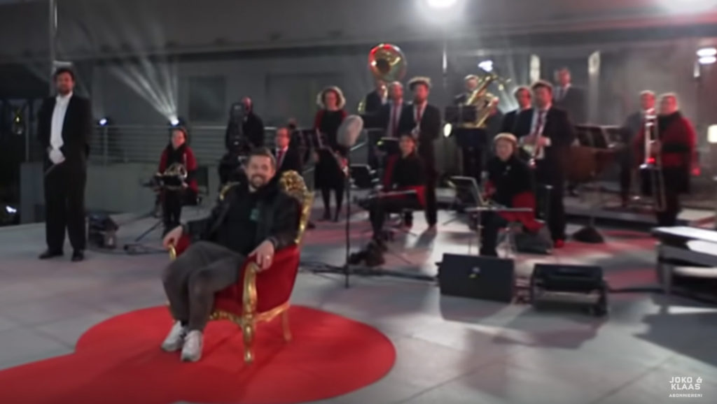 Zentralkapelle Berlin Blasorchester Joko & Klaas gegen ProSieben 2021
